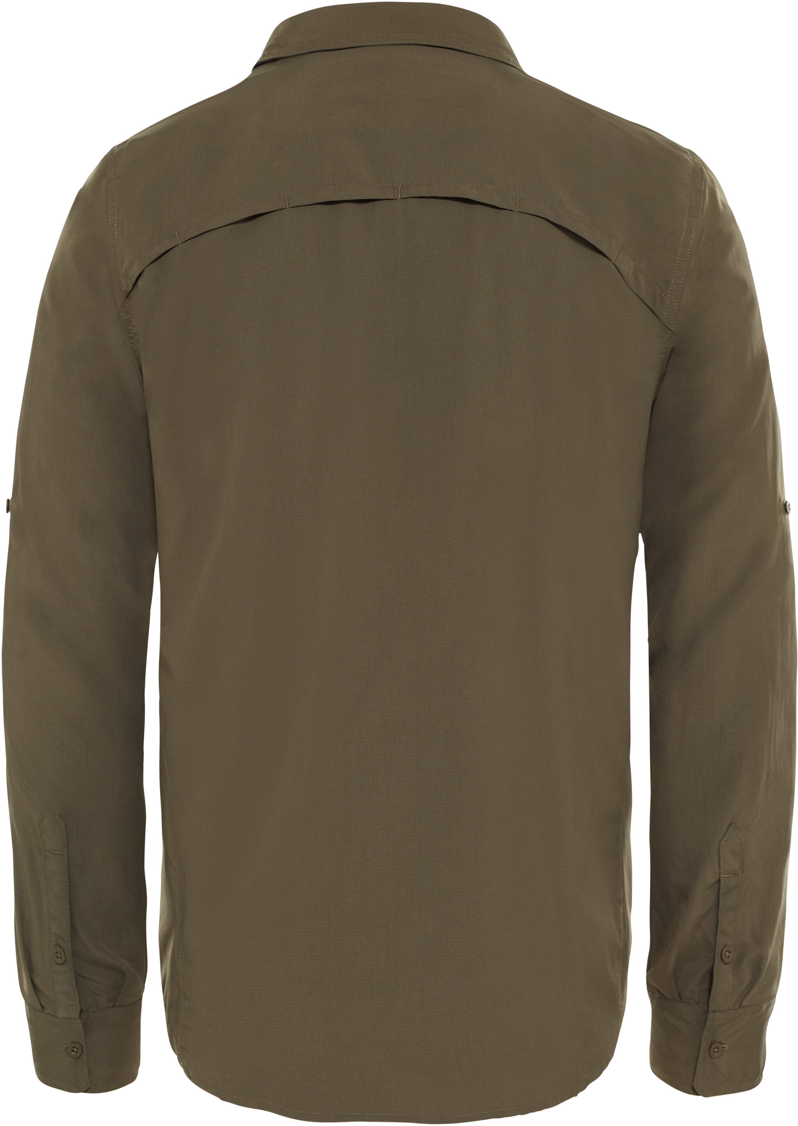 032a7498ed9ba The North Face Sequoia T-shirt à manches longues Homme, new taupe green